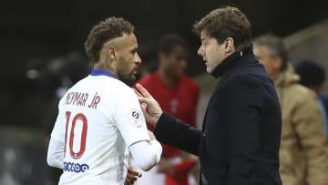Mauricio Pochettino has heaped praise on his Brazilian star Neymar