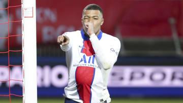 Kylian Mbappe has cast doubt over his long-term future at Paris Saint-Germain