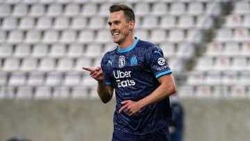 Arkadiusz Milik n'a pas disputé la moindre minute de jeu depuis le début de la saison.
