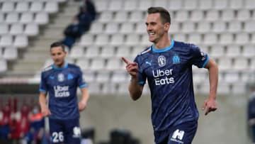 Arek Milik a inscrit encore un but dans ce match face à Reims.