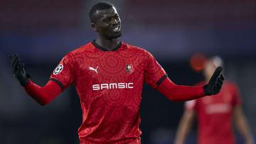 Mbaye Niang'ın tepkisi