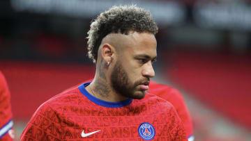 Neymar sera absent pour la finale de la Coupe de France.