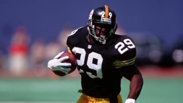 The Pittsburgh Steelers have had many one-hit wonder players, including former running back Barry Foster.