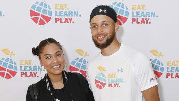 Stephen and Ayesha Curry son el matrimonio deportivo más mediático de los últimos años