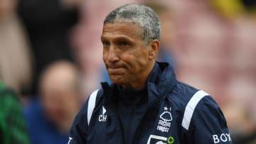 Chris Hughton is no longer Nottingham Forest manager