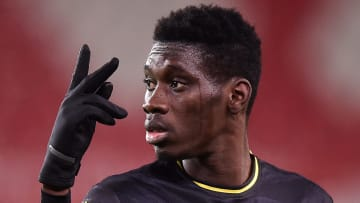 Ismaila Sarr has been touted as a Liverpool target for some time
