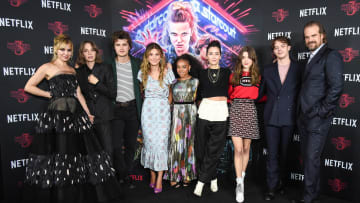 'Stranger Things' producer Shawn Levy talks timeline of when show will continue filming Season 4.
