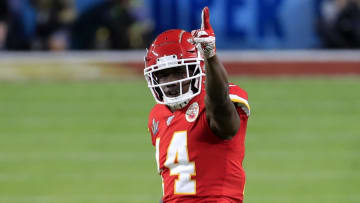 Sammy Watkins viene de tres temporadas exitosas con los Chiefs