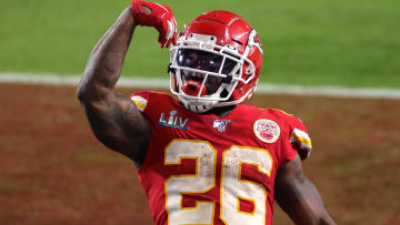 Kansas City Chiefs RB Damien Williams
