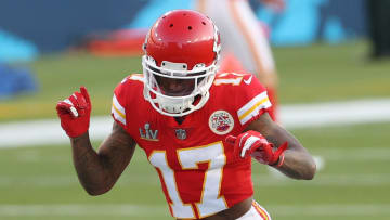 A potential breakout campaign from Kansas City Chiefs wide receiver Mecole Hardman could boost his fantasy outlook.