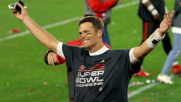 Brady consiguió liderar a los Buccaneers al campeonato del Super Bowl LV