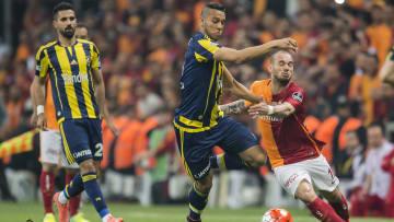 "Super Lig - ""Galatasaray v Fenerbahce"""