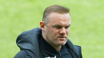 Wayne Rooney has injured one of his only fit senior players in training