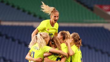 New Zealand vs Sweden Olympic women's soccer odds & prediction on FanDuel Sportsbook.