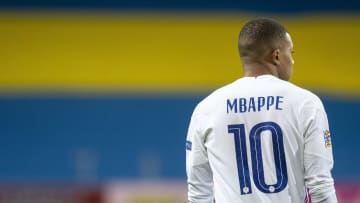 Liverpool and Real Madrid have been touted as possible next destinations for Mbappe