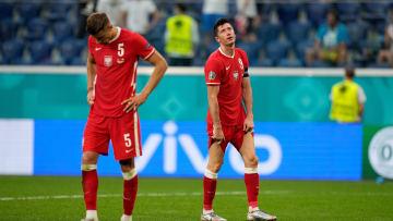 Suécia elimina Polônia no Grupo E da Euro.