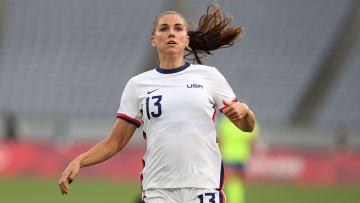 New Zealand vs USA Olympic women's soccer odds & prediction.
