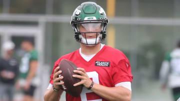 NY Jets, Zach Wilson, Elijah Moore