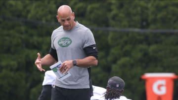 NY Jets, Robert Saleh