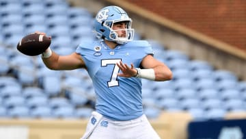 Sam Howell is undervalued as a Heisman candidate.