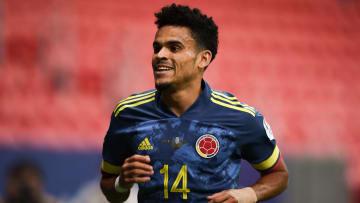 Luis Díaz, la mejor aparición de la Copa América 2021