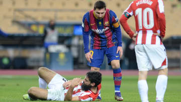 TOPSHOT-FBL-ESP-SUPER CUP-BARCELONA-ATHLETIC