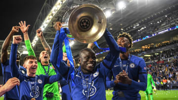 N'Golo Kanté foi um dos grandes protagonistas do Chelsea.