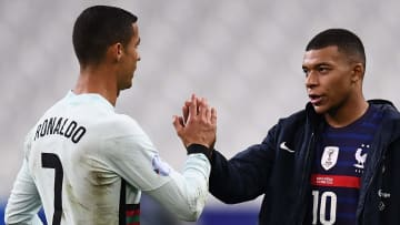 Ronaldo and Mbappe will face off in the group stages