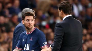 Pochettino a sorti Messi contre Lyon
