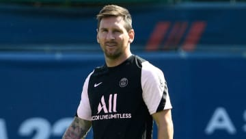 Messi devrait faire ses débuts contre Reims ce dimanche