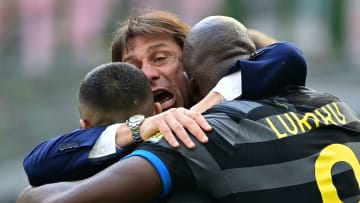 Antonio Conte has already secured Inter's first Scudetto since 2010
