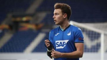 Dennis Geiger fehlt der TSG Hoffenheim bis Sommer