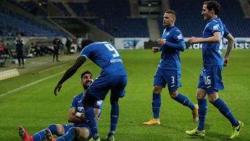 Hoffenheim überrollt Bremen