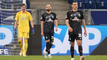 Wütend, enttäuscht, überrascht: Die Werder-Gesichter nach dem Hoffenheim-Spiel