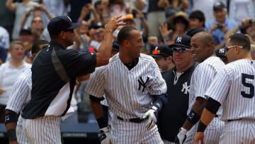Los Yankees celebraron el hit 3.000 de Derek Jeter