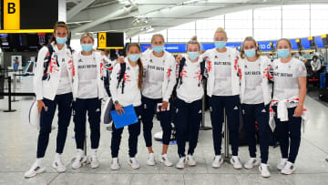 Team GB have played a behind closed doors friendly in Japan ahead of the Olympics