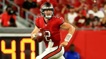 Trask ha asumido el rol de quarterback titular durante la pretemporada