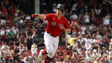 Medias Rojas de Boston se ubican en el tercer lugar de la División Este de la Liga Americana