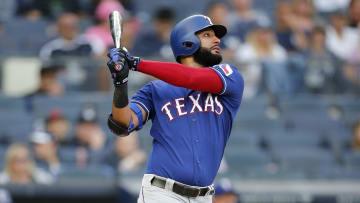 Nomar Mazara recibió un bono millonario de los Rangers en 2011