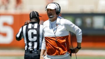 Steve Sarkisian is tasked with turning around the Longhorns.