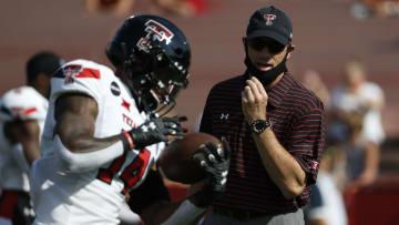 Matt Wells is set to enter his third season as the head coach fo Texas Tech.