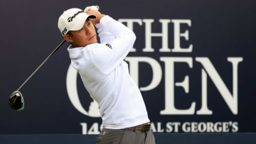 After shooting 3-under par, Collin Morikawa's odds have risen to +1600 to win The British Open at FanDuel Sportsbook.