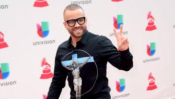 Nacho Mendoza celebró los 10 años de su pequeño hijo en familia