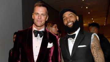 Beckham y Brady afirmaron en el pasado querer jugar juntos en la NFL