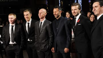 The Class of 92 have their own documentary