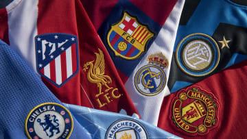 Klub-klub yang sempat mengikuti European Super League