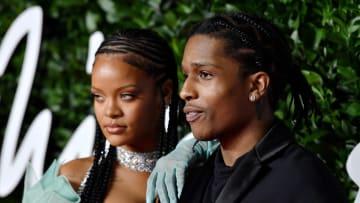 Rihanna and ASAP Rocky still going strong
