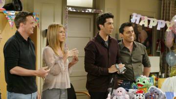 Jennifer Aniston interpretó a Rachel Green en Friends