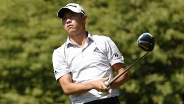 Has Collin Morikawa won the Masters?