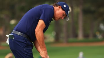 Phil Mickelson had an impressive Round 3 at The Masters.